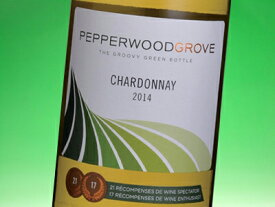ペッパーウッド・グローヴ シャルドネ カリフォルニア 750ml ワイン