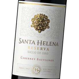 サンタ・ヘレナ シグロ・デ・オロ カベルネ・ソーヴィニヨン レゼルヴァ ハーフ 375ml ワイン sc