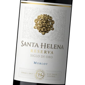 サンタ・ヘレナ シグロ・デ・オロ メルロー レゼルヴァ 750ml ワイン