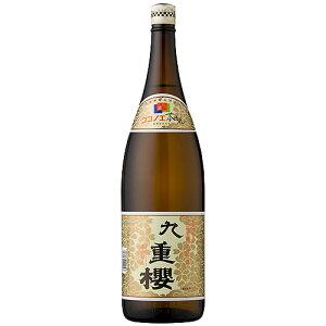 九重 本みりん 九重櫻 1.8L 瓶 (本みりん)【ラッキーシール対応】