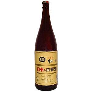 日東 白醤油 松 1.8L 瓶