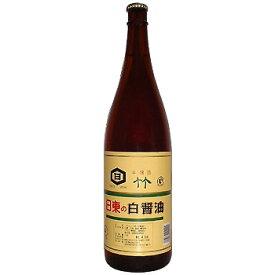 日東 白醤油 竹 1.8L 瓶