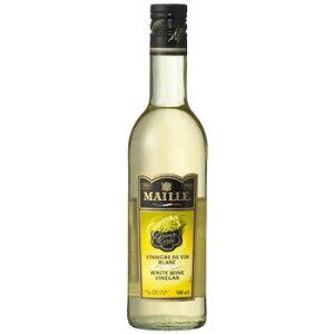 マイユ ワインビネガー 白 500ml