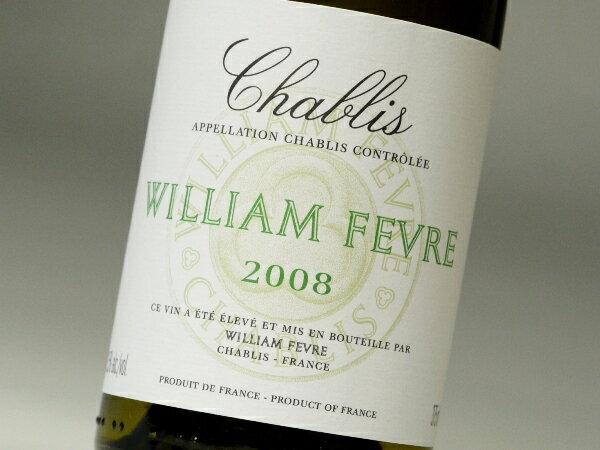 ウイリアム・フェーブル シャブリ 2015 375ml 【ハーフ】 (ワイン) 【wineday】
