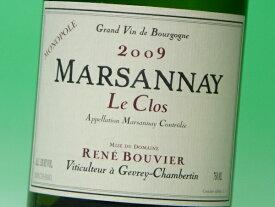 ドメーヌ・ルネ・ブーヴィエ マルサネ ル・クロ モノポ−ル 白 2013 750ml ワイン 【ラッキーシール対応】