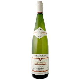 エメシュテンツ リューディ ローゼンベルグ ピノ・グリ 2017 750ml ワイン