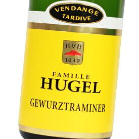 ヒューゲル ゲヴェルツトラミナー ヴァンダンジュ・タルディヴ 2009 750ml ワイン