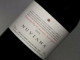 ヌヴィアナ テンプラニーリョ・カベルネ・ソーヴィニヨン 750ml (ワイン) 【ラッキーシール対応】