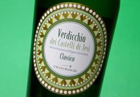 ウマニ・ロンキ ヴェルディッキオ・ディ・カステッリ・ディ・イエージ クラシコ 750ml ワイン