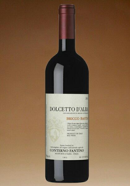 コンテルノ・ファンティーノ ドルチェットダルバ ブリッコ・バスティア 2015 750ml (ワイン) 【wineday】