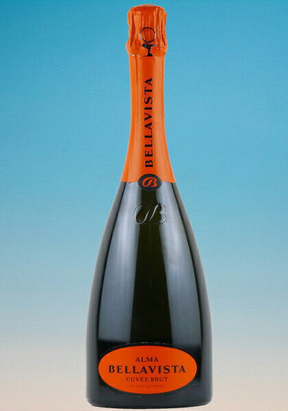 ベラヴィスタ フランチャコルタ アルマ キュヴェ・ブリュット 【ハーフ】 375ml (ワイン) 【wineday】