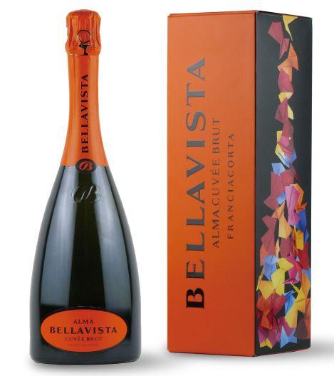 ベラヴィスタ フランチャコルタ アルマ キュヴェ・ブリュット 750ml 【箱入】 (ワイン) 【wineday】
