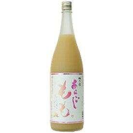 梅乃宿 あらごしもも酒 1.8L 【ラッキーシール対応】