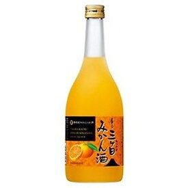 寶 静岡産みかんのお酒 「香る三ヶ日みかん酒」 720ml 宝酒造 リキュール 和りきゅーる