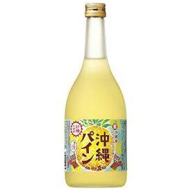 寶 沖縄産パイナップルのお酒 「沖縄パイン」 720ml 宝酒造 リキュール 和りきゅーる