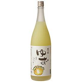 梅乃宿 ゆず酒 1.8L 【ラッキーシール対応】
