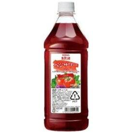 アサヒ ニッカ 果実の酒 ベジサワー トマト コンク 1.8L (1:3希釈) [ラッキーシール対応]