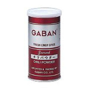 ギャバン チリパウダー パウダー 450g缶 香辛料