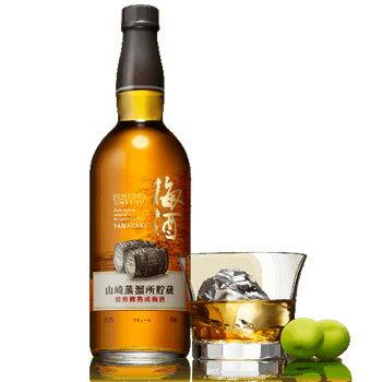 サントリー 山崎蒸留所貯蔵 焙煎樽熟成梅酒 750ml【ラッキーシール対応】