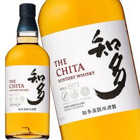 サントリー シングルグレーン ウイスキー 知多 43% 700ml 箱なし THE CHITA Single Grain Whisky ウヰスキー