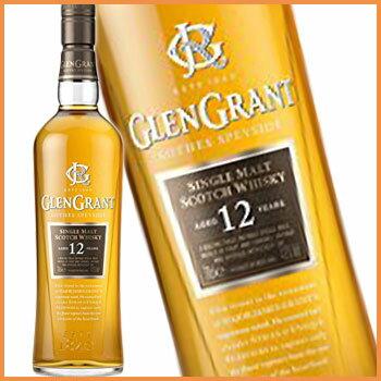 グレン グラント 12年 700ml [スコッチ・ウイスキー]