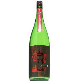 【日本酒】常山 特別純米 とびっきり辛口 1800ml