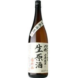 【日本酒】刈穂 山廃純米 生原酒 番外品 +21 1800ml