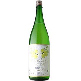 【和りきゅーる】梅酒ワイン 白 1800ml【梅酒】