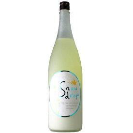 【和りきゅーる】天明 ヨーグルト酒 スノードロップ(snowdrop) 1800ml