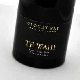 テ ワヒ[2016]クラウディー・ベイ赤ワイン・ニュージーランドTe WahiCloudy Bay【セントラル・オタゴ】