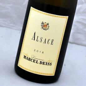 マルセル・ダイスアルザス ブラン2016白ワイン・フランスAlsace Blanc[2016]Marcel Deiss