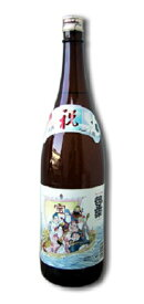 徳正宗 上撰 宝船1.8L【茨城県】【日本酒】【酒】【御祝】【正月】【七福神】【開店祝い】