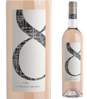 シャトー・レ・バレンタイン(ヴァレンタイン)・キュベ 8 [2008] ロゼ・ワイン 750mlCHATEA LES VALENTINES CVEE 8 ROSE