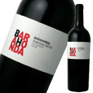 今だけ!3本お買い上げで【送料無料】(対象外地域あり)バラオンダ バリカ [2014]  赤ワイン 750ml