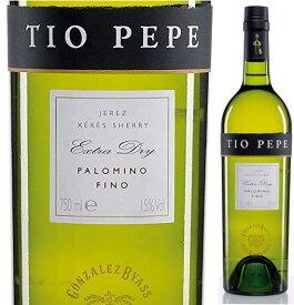 ティオペペ ゴンザレス750mlシェリー酒[ティオ・ペペ]