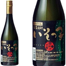 長期熟成 海藻焼酎 いそっ子 黒瓶 720ml和食や珍味、日本の味覚と相性抜群 プロがお届けする地酒・焼酎。還暦祝いや父の日、開店祝い、パーティー宴会への手土産などにオススメ♪