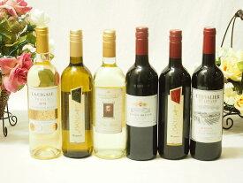 金賞受賞酒の入ったセレクションワイン6本セット(赤3本、白3本)750ml×6本