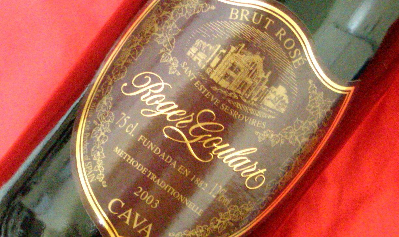 某TV番組でシャンパンの王様「ドンペリ・ロゼ」に勝った逸話のロジャー グラート カヴァ 750ml