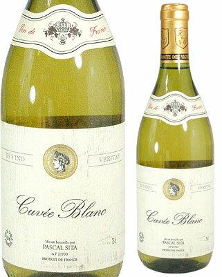 【 10本セット】 パスカル シータ キュヴェブラン 白ワイン(フランス)750ml