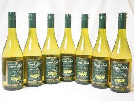7本セットチリ産白ワイン フエンテ・フルータ カベルネ  白(チリ)750ml×7本 バレンタイン