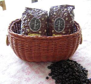 【贈り物限定】 酸味、苦味が少なくキャラメルの様なオススメ珈琲豆(特注ブレンド200g、ハッピーブレンド200g)