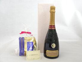 敬老の日 ギフトセット ワインセット いつもありがとうございます感謝の気持ち木箱セット 挽き立て珈琲(ドリップパック5パック)( キュヴェ・ロワイヤル クレマン・ド・ボルドー ブリュット(フランス) 750ml)メッセージカード付