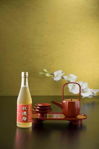 """【還暦祝】縁起酒として今日まで受け継がれた""""千年おとそ""""720ml福井酒造"""