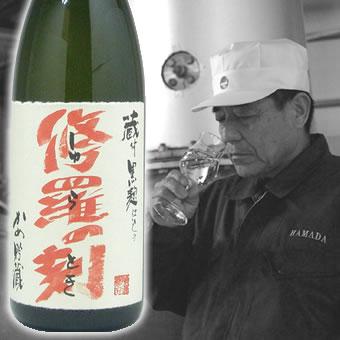 【 6本セット】【限定】濱田酒造 黒麹仕込みいも焼酎 修羅の刻 25度 1800ml