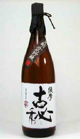 雲海酒造 甕貯蔵 芋焼酎薩摩 古秘(こひ) 1800ml