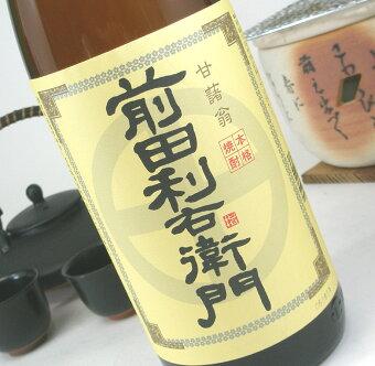 指宿酒造前田利右衛門限定芋焼酎1800ml