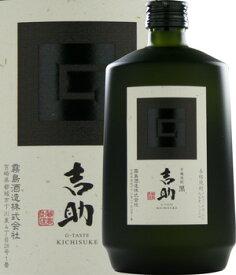 【 6本セット】霧島酒造 芋麹焼酎 吉助 黒 720ml