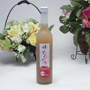 完熟桃のとろとろ感が口いっぱいに広がる桃リキュール ももとろ500ml 7%奥の松酒造(福島県) 母の日 父の日