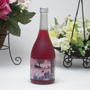 鍛高譚(たんたかたん) 赤しそ梅酒 720ml