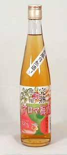 山元酒造完熟アロマ梅酒500ml